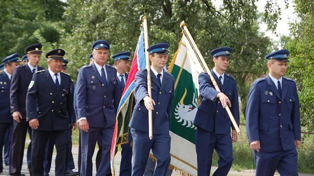 Cyrilometodějské oslavy v obci Radslavice na Přerovsku.