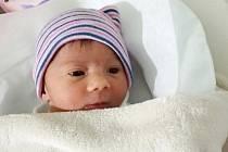 Anna Maria Pavlíčková, Kyselovice , narozena 16. ledna 2020 v Přerově, míra 45 cm, váha 2658 g