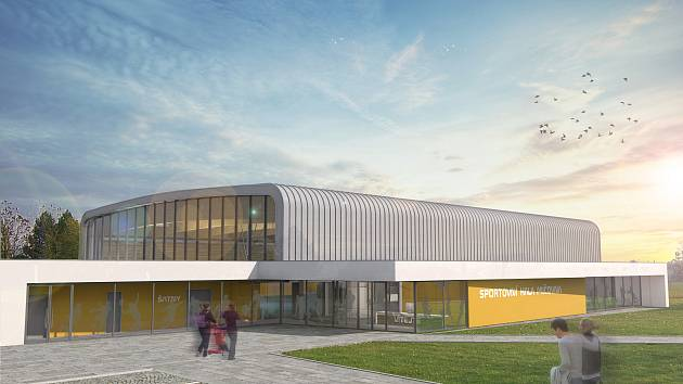 V Lipníku se dočkají nové sportovní haly, o její výstavbě se mluvilo deset let