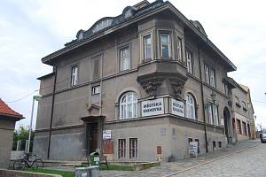 Městská knihovna v Přerově na Žerotínově náměstí