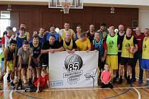 Oslavy 85 let basketbalu v Přerově.