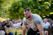 World's Ultimate Strongman Champoinship U105 kg v Přerově.