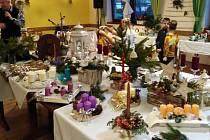 V Hradčanech se naladili vánoční výstavou