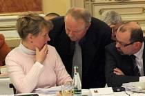 Jednání přerovského zastupitelstva