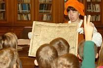 Školáci mohou v přerovském zámku navštěvovat nový animační program Hra na muzem. Ten jim zážitkovou formou představí osobnost Jana Amose Komenského.