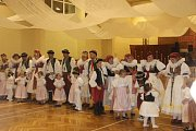 Na Hanácké bál zavítali lidé z Tovačova i okolí