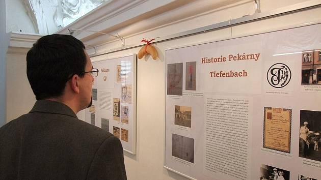 Výstava - Sto třicet let pekárny Tiefenbach
