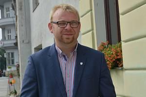 Přerovský radní pro dopravu Tomáš Navrátil (ANO).