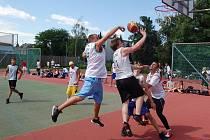 Streetball Cup v Přerově