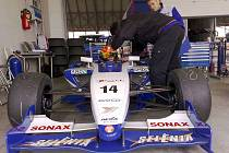 Tomáš Pivoda testoval Formuli S 2000 Masters a Formuli Renault 2000. F