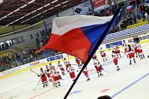 MS v hokeji žen v Přerově: ČR – Francie
