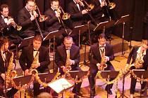 Orchestr Václava Hybše a Luděk Sobota se představili v Městském domě v Přerově