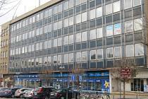 Administrativní budova na náměstí T. G. Masaryka v Přerově