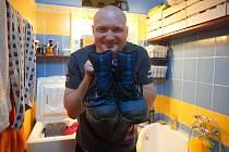 Kameraman Jiří Dvorský z Přerova se připravuje na expedici s Tatrou kolem světa 2.