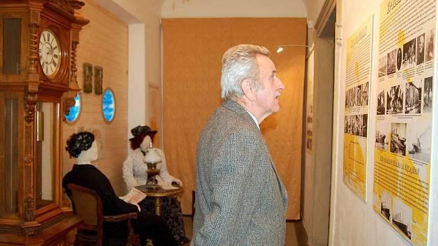 Sté výročí potopení Titanicu si můžou připomenout návštěvníci Muzea Komenského v Přerově.