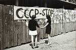 Srpen 1968 v ulicích Přerova zachytil svým objektivem i uznávaný fotograf František Toth.