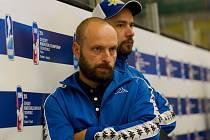 Hokejisté HC Zubr Přerov. Pavel Hanák.