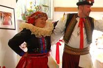 Hanáci z pohledu Marie Gardavské kdysi a dnes - výstava v Kojetíně
