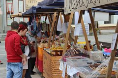 Trhy v Přerově lákaly na domácí produkty – letos naposledy