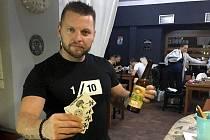 Kouzelník Michal Zapletal