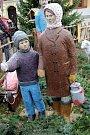 Velký figurální betlém v Dřevohosticích