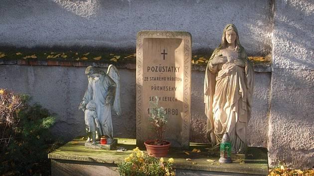 Městský hřbitov v Přerově