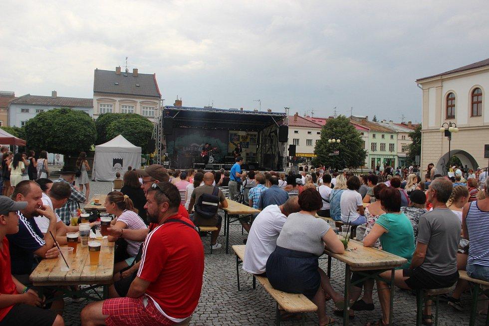 Svatojakubské hody v Lipníku nad Bečvou 2018
