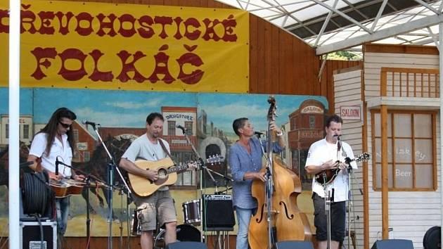 Festival Dřevohostické Folkáč