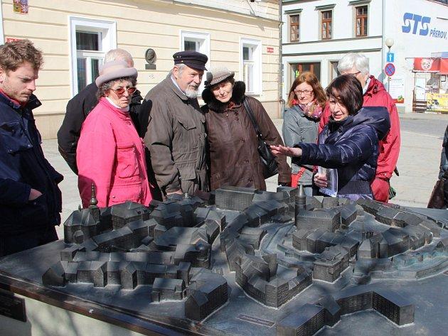 Jarní prohlídku s průvodcem připravilo Městské informační centrum v Přerově poprvé.