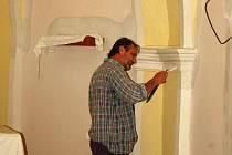 Rekonstrukce kapličky v Nelešovicích