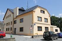 Nově zrekonstruovaná policejní služebna v Lipníku nad Bečvou