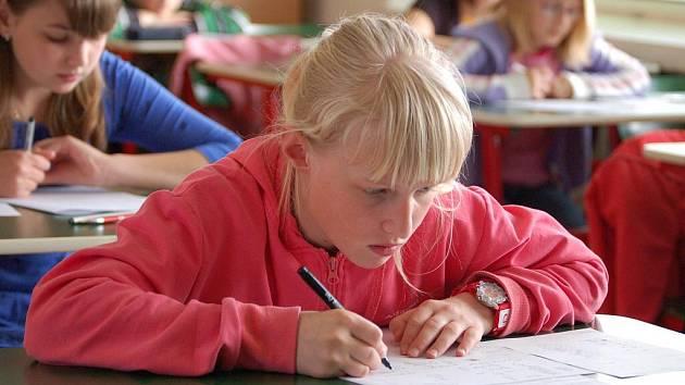 Přijímací zkoušky na středních školách v Přerově