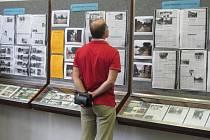 """""""Výstava 15 let poté"""" týkající se povodní na Přerovsku v roce 1997"""