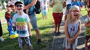 S úsměvem do školy - rozloučení s prázdninami u přerovské Bečvy