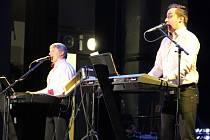 Duo Jamaha v Městském domě v Přerově