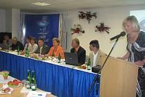 Setkání zástupců soukromých škol na konferenci v Přerově