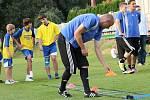 Sigma na tréninku v Kozlovicích