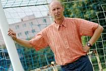 Kamil Pospíšil, předseda 1.FC Viktorie Přerov