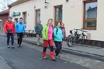Letos poprvé byla do pochodu a cyklojízdy zařazena také běžecká trasa.