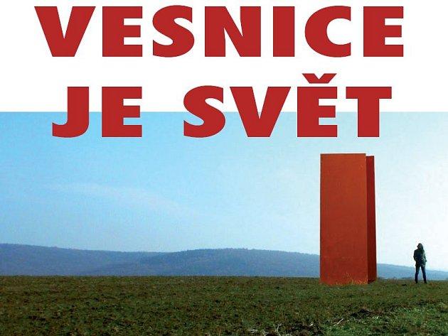 Plakát výstavy Vesnice je svět