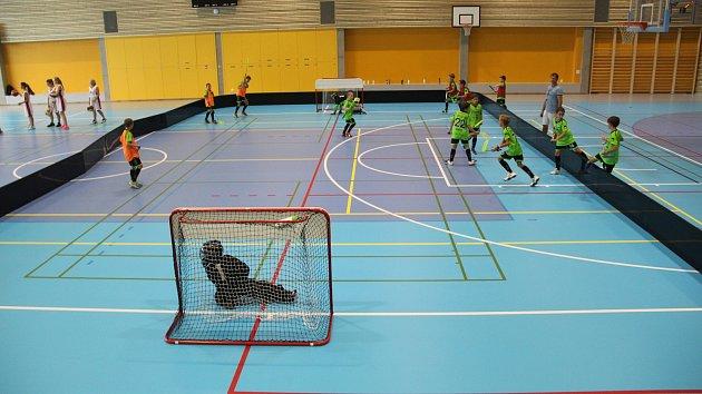Slavnostní otevření nové sportovní haly v Lipníku nad Bečvou