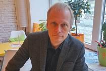 Zvukař Jaroslav Hensl