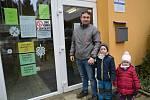 Druhý den druhého kola prezidentských voleb v Přerově