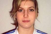 Denisa Kavková v národním dresu