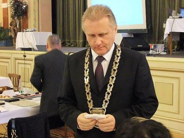 Primátor Jiří Lajtoch