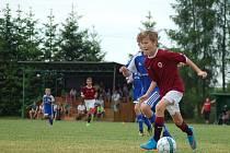 Prestižní turnaj fotbalové mládeže v Želatovicích