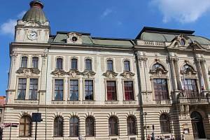 Městský dům v Přerově.