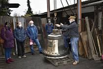 Tradiční Vánoce ve zvonařství v Brodku u Přerova