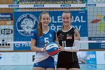 Adriana (vlevo) a Denisa Kulovy.