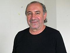 Kandidát do Senátu za volební okrsek č. 63 Miroslav Raindl (KSČM)